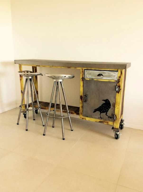 Estudio Cuervo Muebles estilo industrial 9