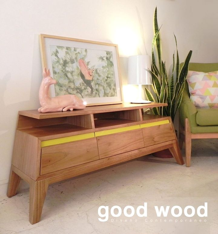 Good Wood Muebles Palermo 6