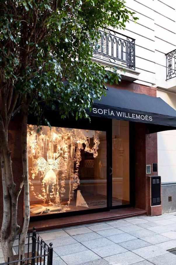 Sofía Willemoës Decoración calle Arenales 1