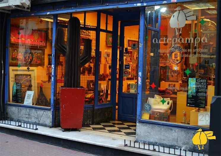 Artepampa en San Telmo, Buenos Aires 1