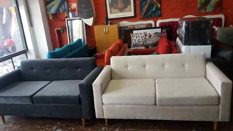 Baires Deco - Sillones, sofás y esquineros en Chacarita 1
