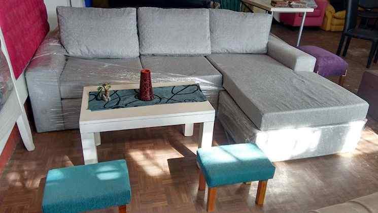 Baires Deco - Sillones, sofás y esquineros en Chacarita 4