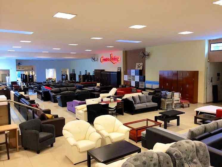 Centro Living - La Gran Fábrica 1