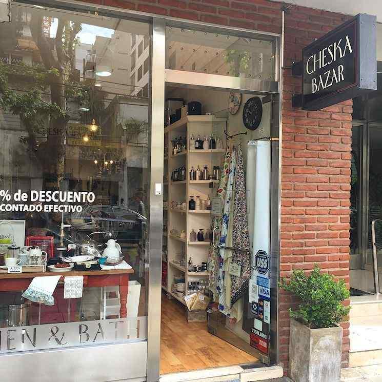 Cheska Bazar en Las Cañitas, Buenos Aires 2