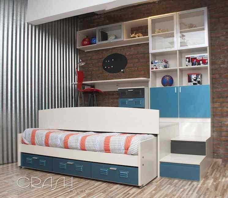 Crash Joven - Muebles para dormitorios juveniles 2