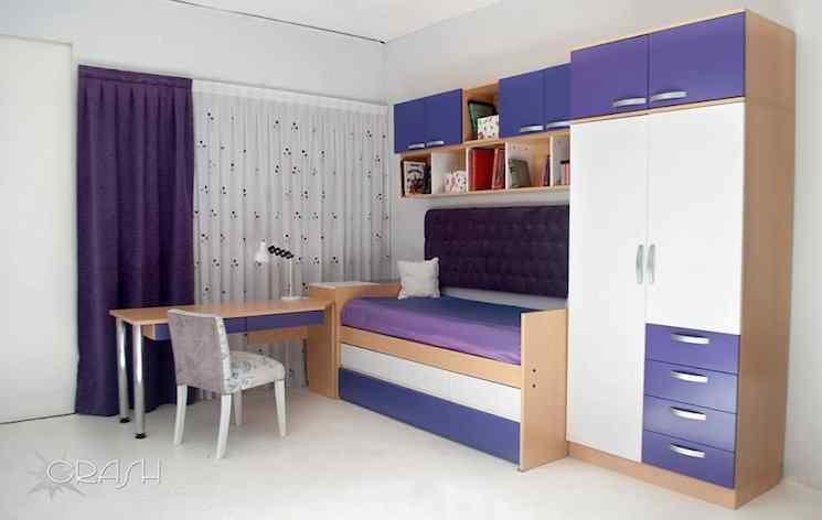 Crash Joven - Muebles para dormitorios juveniles 5