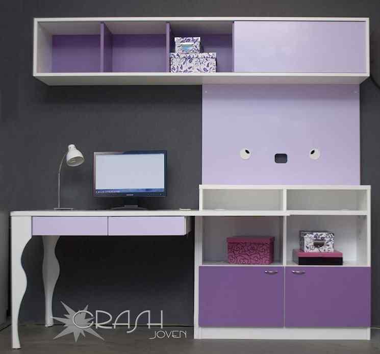 Crash Joven - Muebles para dormitorios juveniles 8