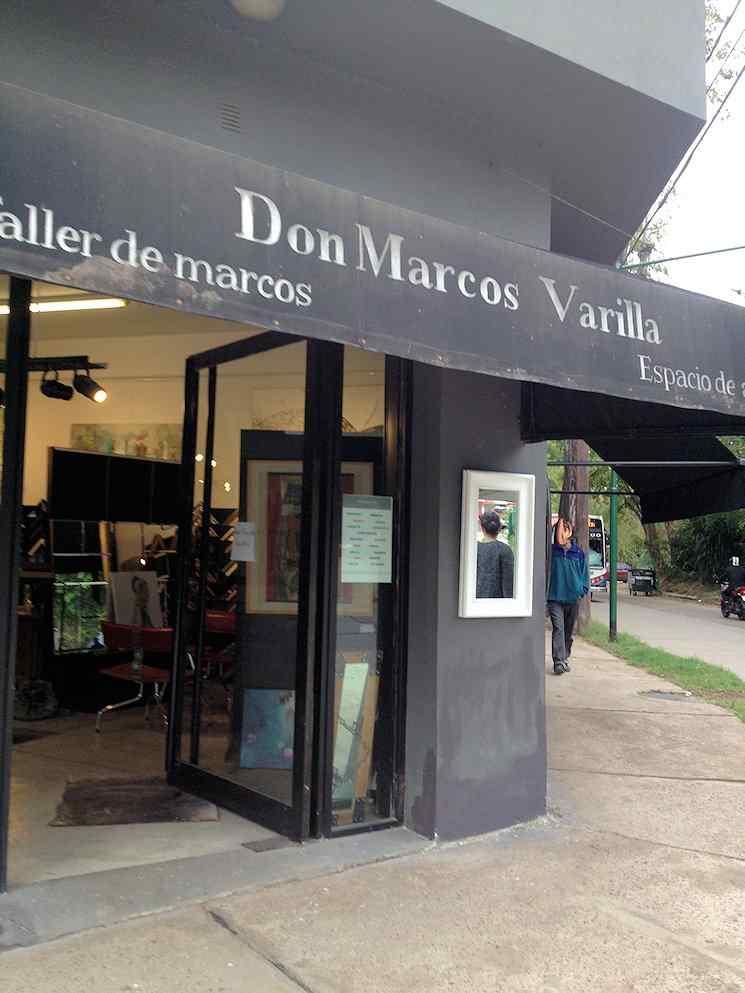 Don Marcos Varilla en Acassuso 1
