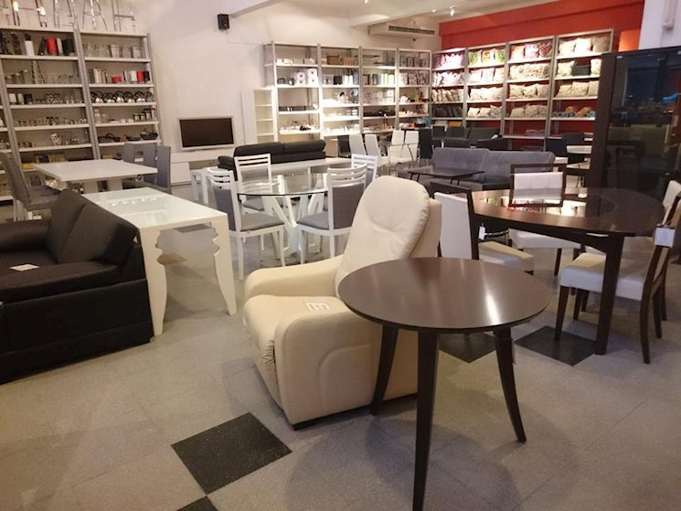 Interio - Muebles y decoración en Rosario y Santa Fe 1