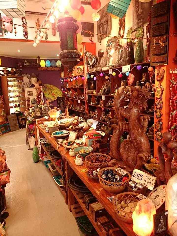 Live Thai - Objetos decorativos importados de Oriente 2