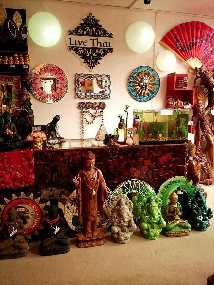 Live Thai - Objetos decorativos importados de Oriente 5