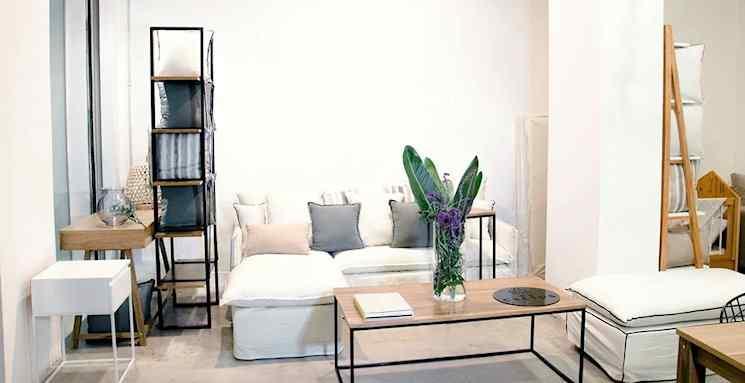 Muebles y decoración en Villa Crespo