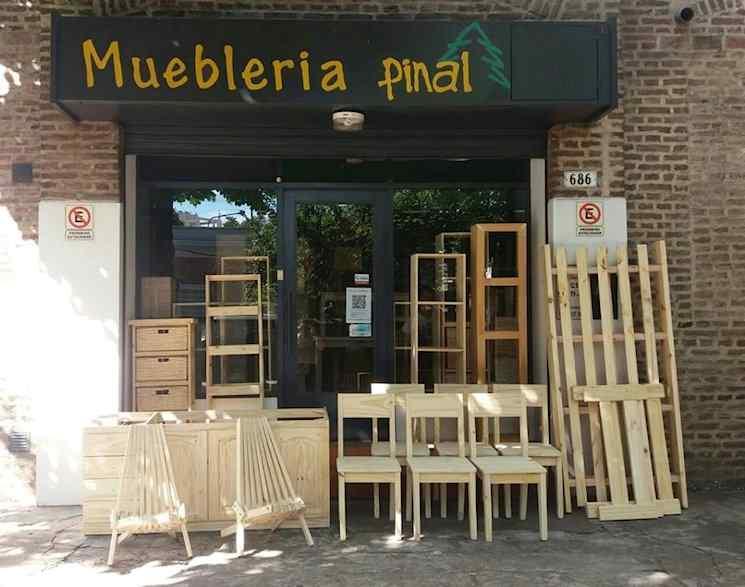 Mueblería Pinal en La Plata 2