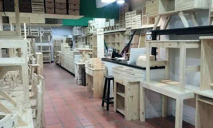 Mueblería Pinal en La Plata 5