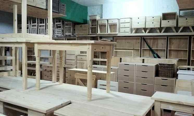 Mueblería Pinal en La Plata 6