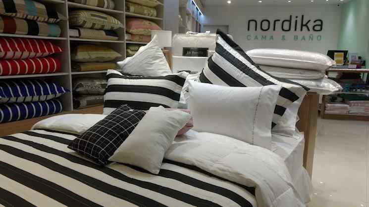 Nórdika Blanquería - Textiles para el dormitorio, baño y cocina 3
