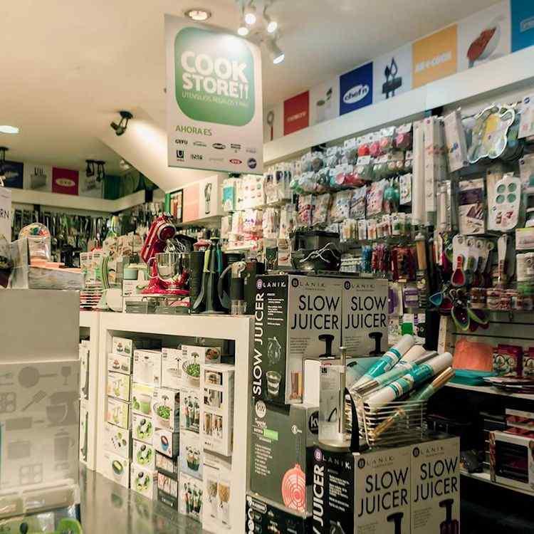 Tiendas de Cook Store en Las Condes y Lo Barnechea, Santiago 2