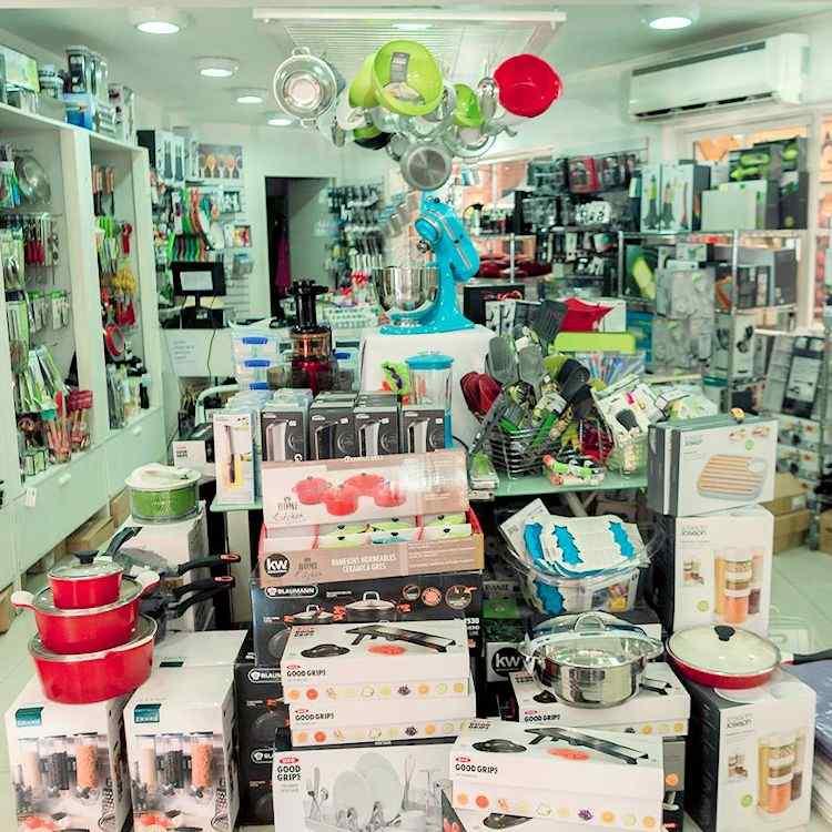 Tiendas de Cook Store en Las Condes y Lo Barnechea, Santiago 3
