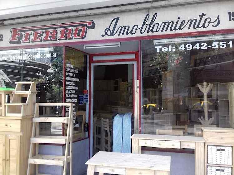 Fierro Amoblamientos en Av. Belgrano, Buenos Aires 2