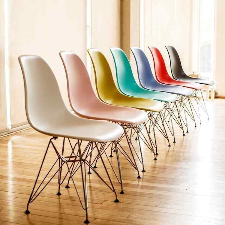 GardenLife: sillas Eames