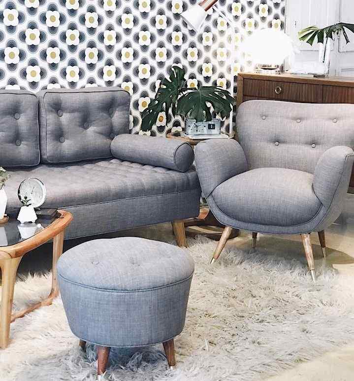 Laboratorio de Objetos - Muebles escandinavos, retro y vintage 6