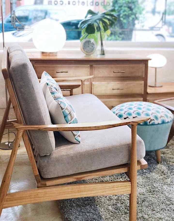 Laboratorio de Objetos - Muebles escandinavos, retro y vintage 9
