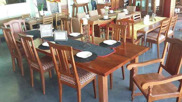 Mader-Vent: fabricación y venta de muebles de algarrobo y lapacho para todos los ambientes del hogar 2