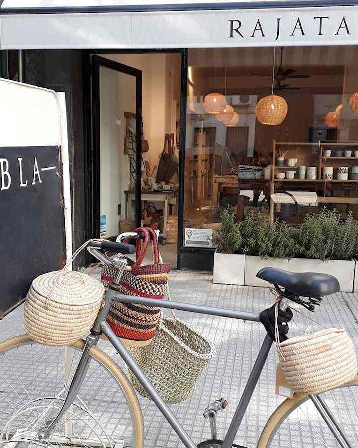 Rajatabla en San Telmo, Buenos Aires 1