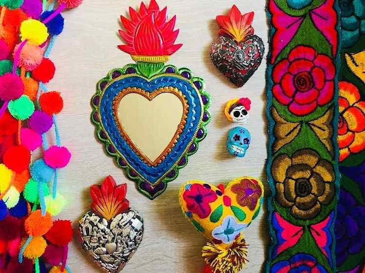 Sagrado Diseño - Decoración mexicana 4