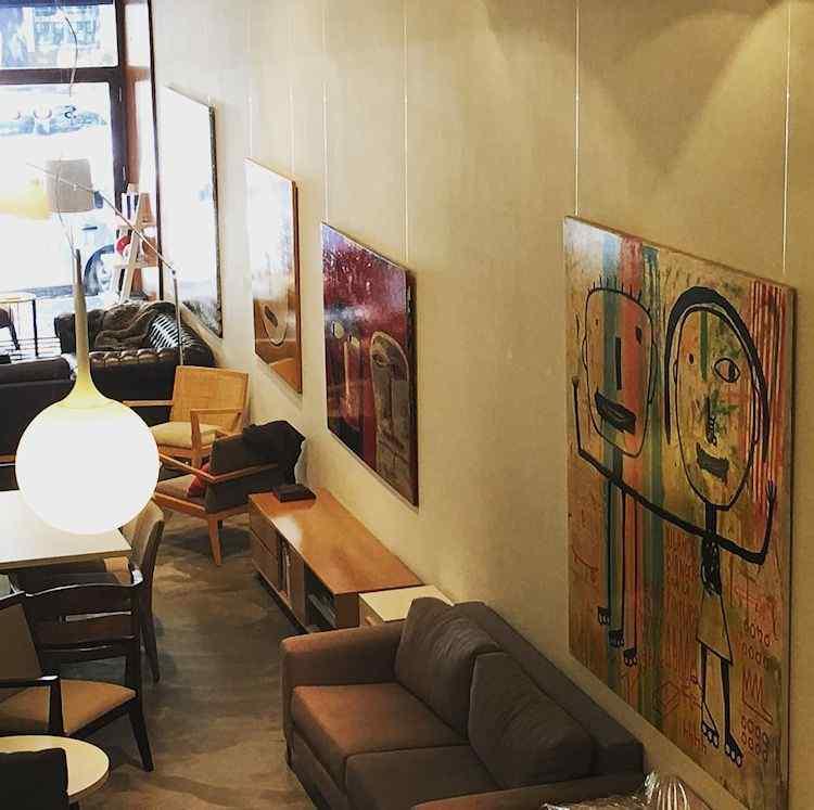 Solotar Muebles en Belgrano, Buenos Aires 2