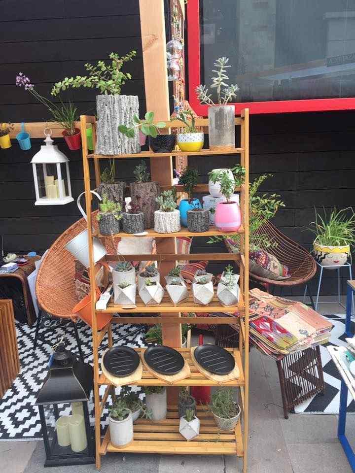 Terraza Chic - Muebles y decoración exterior 2