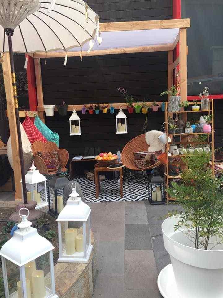 Terraza Chic - Muebles y decoración exterior 3