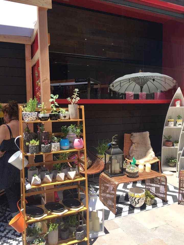 Terraza Chic - Muebles y decoración exterior 4