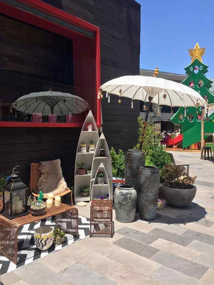 Terraza Chic - Muebles y decoración exterior 5