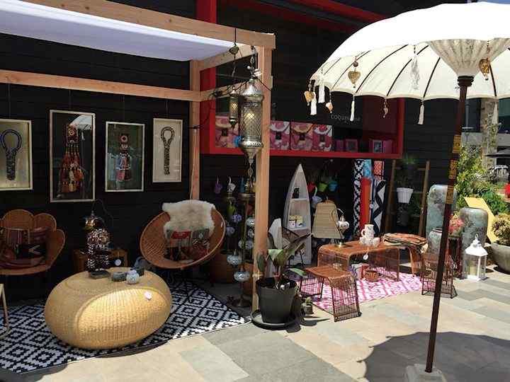 Terraza Chic - Muebles y decoración exterior 6