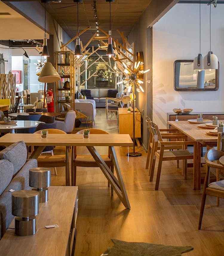 Tiendas decoración y muebles en Santiago de Chile