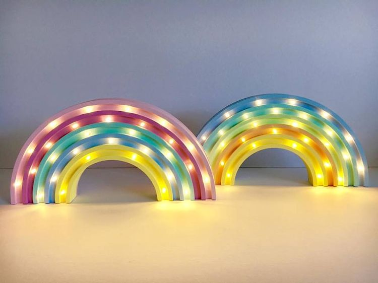 Ucha - Lights & Wood - Decoración infantil 7