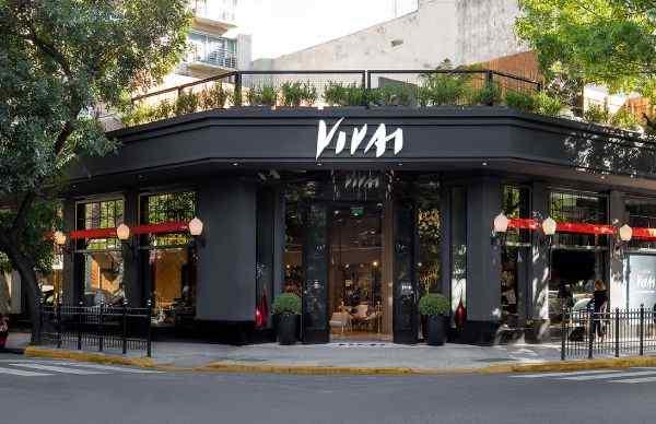 Vivai en Palermo, Buenos Aires