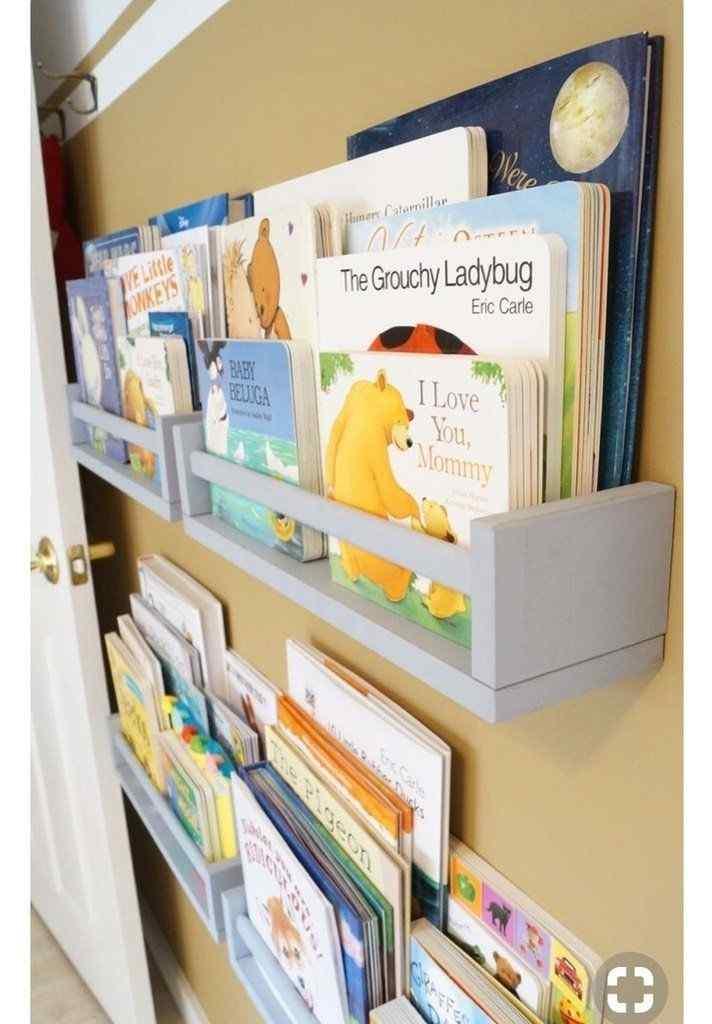249 Home Porta Libros para colgar en la pared