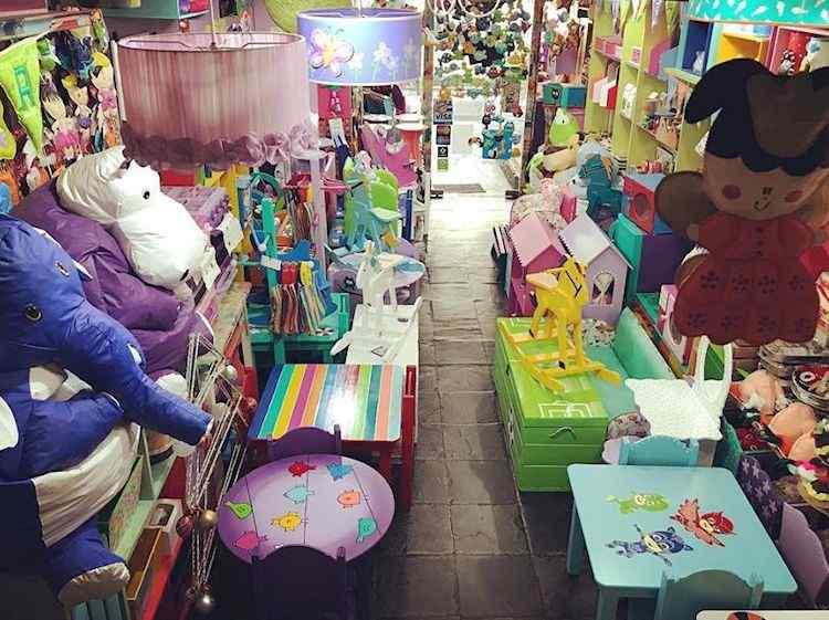AchiKarte - Muebles y Decoración infantil en Villa Urquiza 1