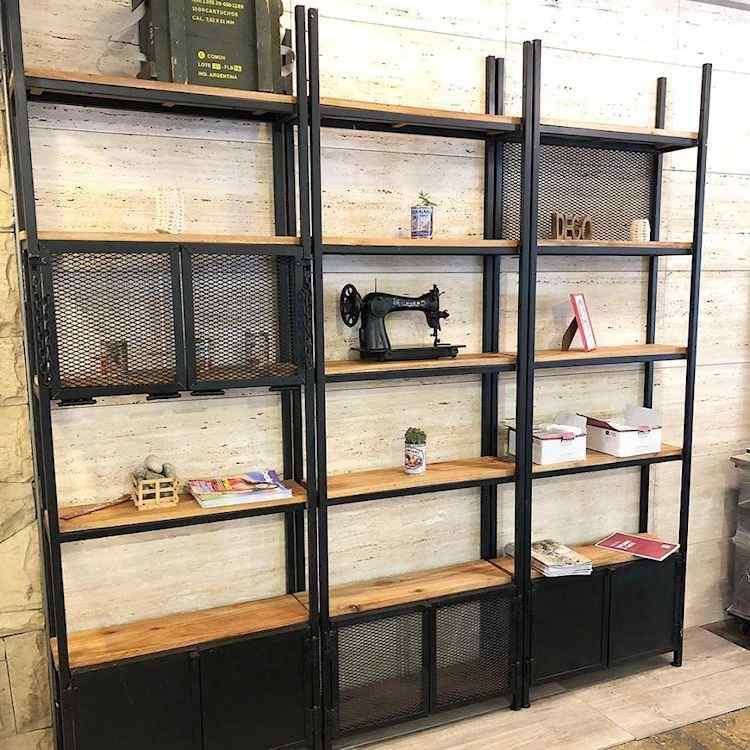 Croce - Muebles de diseño en estilos contemporáneo e industrial 10