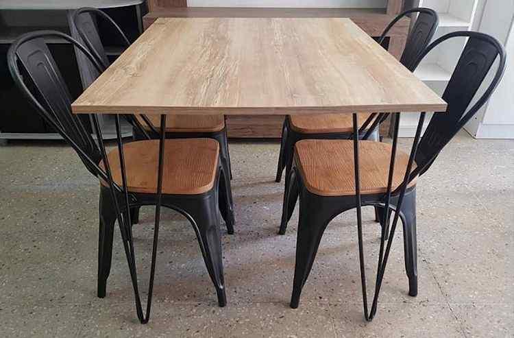 Muebles del Sur: muebles de diseño contemporáneo e industrial en Lanús Este 1