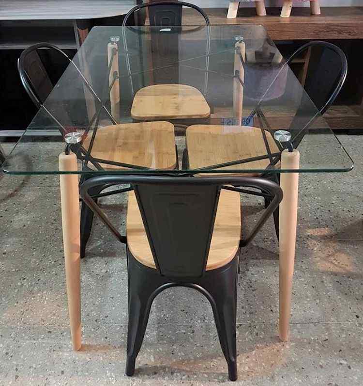 Muebles del Sur: muebles de diseño contemporáneo e industrial en Lanús Este 2