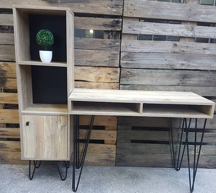 Muebles del Sur: muebles de diseño contemporáneo e industrial en Lanús Este 7