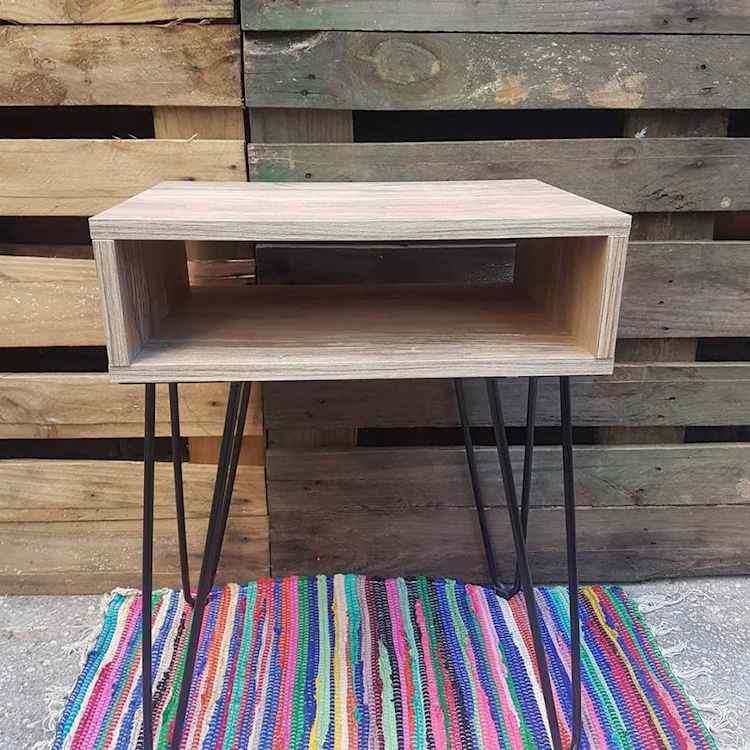 Muebles del Sur: muebles de diseño contemporáneo e industrial en Lanús Este 9