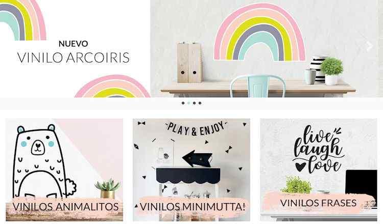 Tienda online de vinilos decorativos, cuadros, azulejos autoadhesivos, murales y empapelados 1