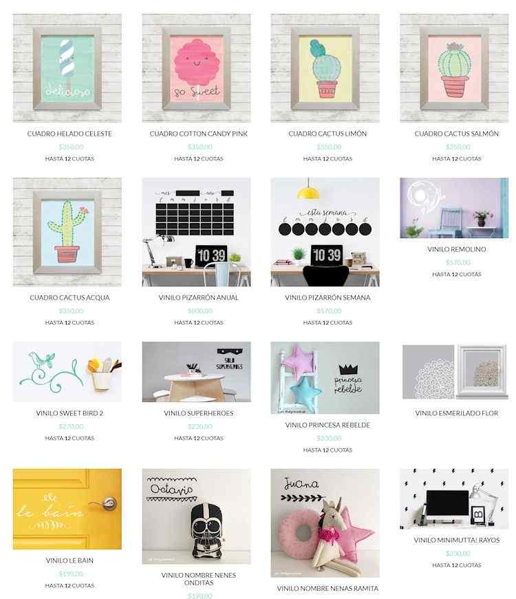 Tienda online de vinilos decorativos, cuadros, azulejos autoadhesivos, murales y empapelados 3