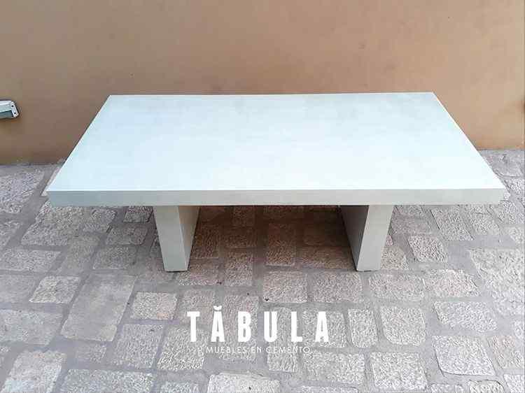 Tábula Muebles en cemento 5