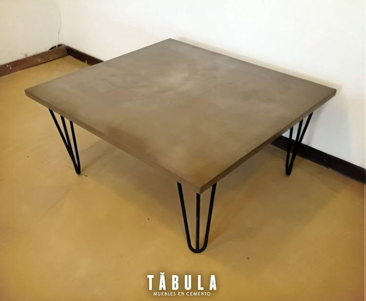 Tábula Muebles en cemento 6