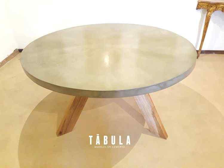 Tábula Muebles en cemento 8